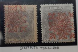 Cuba N86 - Cuba (1874-1898)