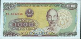 VIETNAM Viet Nam - 1.000 Dong 1988 {small Serial # Digits} UNC P.106 A - Vietnam