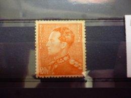 BELGIE 435 Aa X ( COB )  ( H1 ) - 1936-1951 Poortman