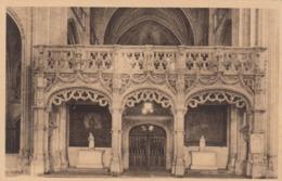 Cp , 01, BOURG , L'Église De Brou, Le Jubé - Eglise De Brou
