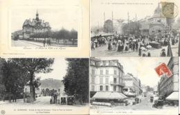 Lot N° 99 - 100 Cartes Du Département Seine-et-Oise (Hauts De Seine 92) - Villes, Villages, Parcs, Quelques Animations - 100 - 499 Karten