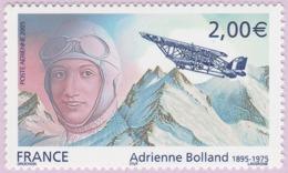 N° Yvert & Tellier 68 - Timbre De France - Poste Aérienne (Année 2005) - MNH - Personnalité - Adrienne Bolland - Poste Aérienne