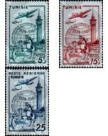 Ref. 366150 * MNH * - TUNISIA. 1949. 75th ANNIVERSARY OF UPU . 75 ANIVERSARIO DE LA UPU - U.P.U.