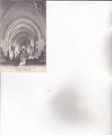 CPA 37 LA MEMBROLLE ,église De Notre-Dame-D'OE. (restauration 2 Juin 1902 Au 7 Juillet 1904.) - France