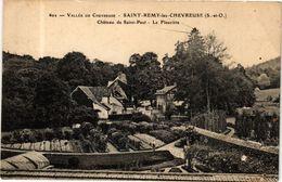 CPA Vallée De CHEVREUSE - St-RÉMY-les-CHEVREUSE - Chateau De St-Paul (165649) - St.-Rémy-lès-Chevreuse