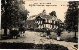 CPA St-Paul - St-RÉMY-les-CHEVREUSE (165656) - St.-Rémy-lès-Chevreuse