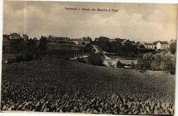 CPA VERNEUIL - Route Du Moulin A Vent (165697) - Verneuil Sur Seine