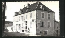 CPA Ancy-le-Libre, Hotel Du Commerce - Francia
