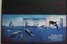 Australische Gebiete In Der Antarktis Block 1 Mit 102-105 ** Postfrisch #SZ588 - Territoire Antarctique Australien (AAT)