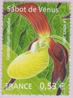 N° Yvert & Tellier 3764 - Timbre De France (Année 2005) - MNH - Série Nature - Orchidée (Sabot De Vénus) - France