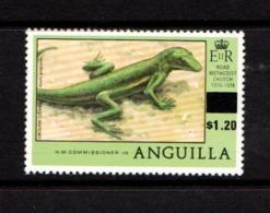 ANGUILLA    1978    $1.20  On  $5  Ground  Lizard    MNH - Anguilla (1968-...)