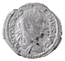 Római Birodalom / Róma / Caracalla 205. Denár Ag (2,55g) T:2,2- Roman Empire / Rome / Caracalla 205. Denarius Ag 'ANTONI - Munten & Bankbiljetten