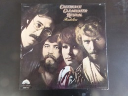 """33 T """" Creedence Clearwater Revival """" Pendulum - Other - English Music"""