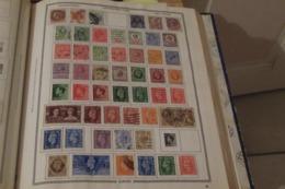 Grande Bretagne ,  Grèce  ,   Lot - Collections (sans Albums)
