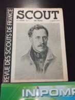 SCOUT  Revue Des Scouts De France - N° 4  5 Mars 1934 En L Etat Sur Les Photos  (  Pliure   Verticale  ) - Livres, BD, Revues