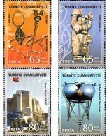 Ref. 237540 * MNH * - TURKEY. 2008. CIVILIZACIÓN DE ANATOLIA - Storia Postale