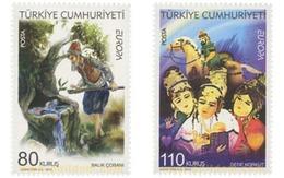 Ref. 257126 * MNH * - TURKEY. 2010. EUROPA CEPT. CHILDREN'S BOOKS  . EUROPA CEPT 2010 - LIBROS INFANTILES - Europa-CEPT