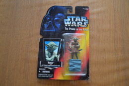 Star Wars The Power Of Force - Yoda - 1996 - Power Of The Force