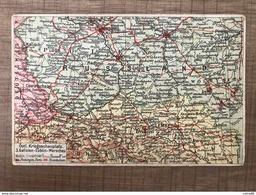 RUSSLAND Carte - Russie