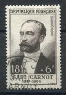RC 14176 FRANCE N° 991 SADI CARNOT OBL. COTE 25€ TB - Gebraucht