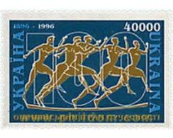 Ref. 63832 * MNH * - UKRAINE. 1996. CENTENARY OF THE OLYMPIC GAMES . CENTENARIO DE LOS JUEGOS OLIMPICOS - Oekraïne