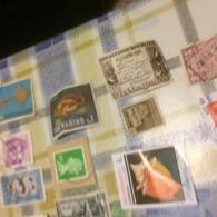 ITALIA RSI MONUMENTI DISTRUTTI MARRONE - Briefmarken