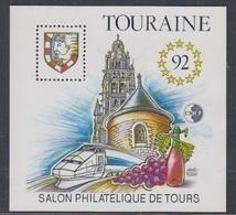 CNEP-1992-N°14** TOURAINE-TGV - CNEP