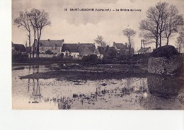 CPA SAINT JOACHIM  - N° 44-3 -   LA BRIERE AU LONY - EDIT F.CHAPEAU - - Saint-Joachim