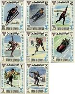 Ref. 16137 * MNH * - UMM AL QIWAIN. 1968. X OLYMPIC WINTER GAMES. GRENOBLE 1968 . 10 JUEGOS OLIMPICOS  INVIERNO GRENOBLE - Umm Al-Qaiwain
