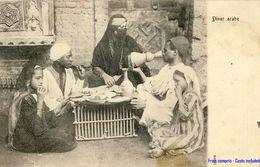 EG - Egypte - Diner Arabe - Sin Clasificación