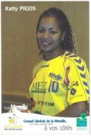 CP KATTY PIEJOS - Handball - Metz Moselle Lorraine - Handball
