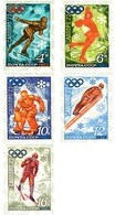 Ref. 71902 * MNH * - SOVIET UNION. 1972. MEDALS OF THE XI WINTER OLYMPIC GAMES. SAPPORO 1972 . 11 JUEGOS OLIMPICOS DE IN - Figure Skating