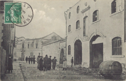 La Delimitation De La Champagne, Revolte Des Vignerons (epernay 5-5-1911) - Ay En Champagne