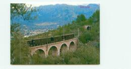 Spanien -Mallorca Soller Vista Generale Eisenbahn -Ungel. - Mallorca