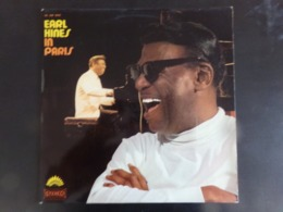 """33 T """" Earl Hines In Paris """" - Other - English Music"""