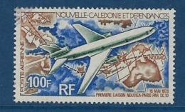 """Nle-Caledonie Aerien YT 144 (PA) """" Avion """" 1973 Oblitéré - Luftpost"""