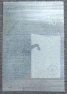#30- KPI-361- Indonesia 1962. 10r. V1. Asian Games Jakarta, Piece Of Printing Plate! Rare! - Indonesia