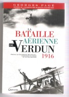 """Livre """"La Bataille Aérienne De Verdun- 1916"""" - 1914-18"""
