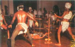 Trinidad -Trinidad Und Tobago Limbo Dance -Ungel. - Trinidad