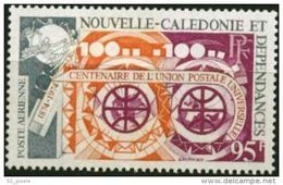 "Nle-Caledonie Aerien YT 159 (PA) "" Centenaire UPU "" 1974 Neuf** - Luftpost"