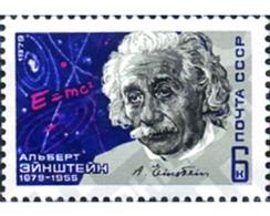 Ref. 270807 * MNH * - SOVIET UNION. 1979. - Albert Einstein