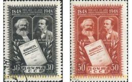 Ref. 372627 * USED * - SOVIET UNION. 1948. 100 ANIVERSARUOO DEL MANIFIESTO COMUNISTA - 1923-1991 USSR