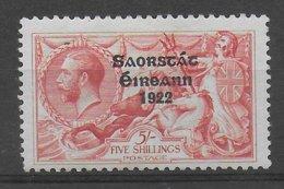 IRLANDE - YVERT N°53 * MH - COTE = 75 EUR. - 1922-37 Stato Libero D'Irlanda