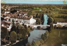 PONT DE VAUX - Vue Panoramique - La Reyssouze - Pont-de-Vaux