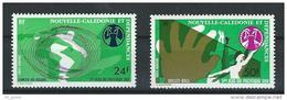 "Nle-Caledonie Aerien YT 167 & 168 (PA) "" Sports "" 1975 Neuf** - Luftpost"