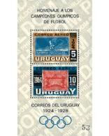Ref. 54322 * MNH * - URUGUAY. 1965. GAMES OF THE XVIII OLYMPIAD. TOKYO 1964 . 18 JUEGOS OLIMPICOS VERANO TOKIO 1964 - Summer 1924: Paris