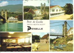 PONT DE GROSLEE - Hôtel De Penelle - Vues - France