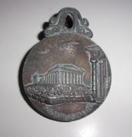 Pince Papier/Trombonne Vintage Monnaie Grec / Parthénon - Boeken, Tijdschriften, Stripverhalen
