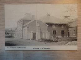 Stavelot - RARE - L'Abattoir - D.V.D. 8000 - Ed: Collignon-Lekeu - Etat: Coin Superieur Droit Tâche - Voir 2 Scans - Stavelot