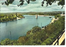 TREVOUX - Le Pont Et La Vallée De La Saône - Trévoux